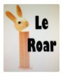 Le Roar in concert, as reviewed in The Phantom Tollbooth.