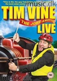 joke-a-motive,Tim Vine review