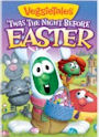 Veggie Tales - 'Twas the Night Before Easter as reviewed in The Phantom Tollbooth