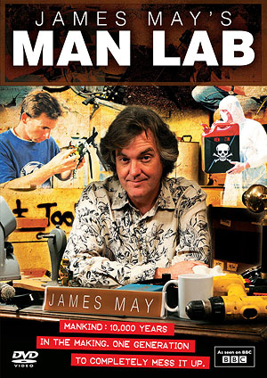 james May Man Lab as reviewed in Phantom Tollbooth