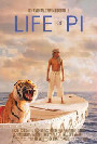 Life of Pi movie poster.