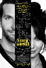 Silver Lining Playbook movie poster.