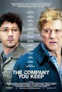 The Company You Keep movie poster.