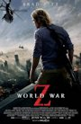World War Z movie poster.