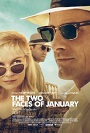 The Two Faces of January movie poster.