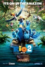 Rio 2 movie poster.