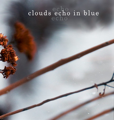 Clouds Echo in Blue Derri Daugherty reviewed in Tollbooth