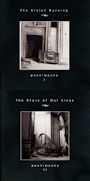 The Violet Burning Pentimento 1 and Pentimento 2 album covers.