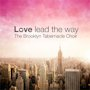 Love Lead the Way by The Brooklyn Tabernacle Choir album cover.