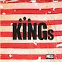 KINGs - KINGs EP Album Cover as reviewed on The Phantom Tollbooth