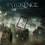 Psycrence - A Frail Deception album cover as reviewed on The Phantom Tollbooth