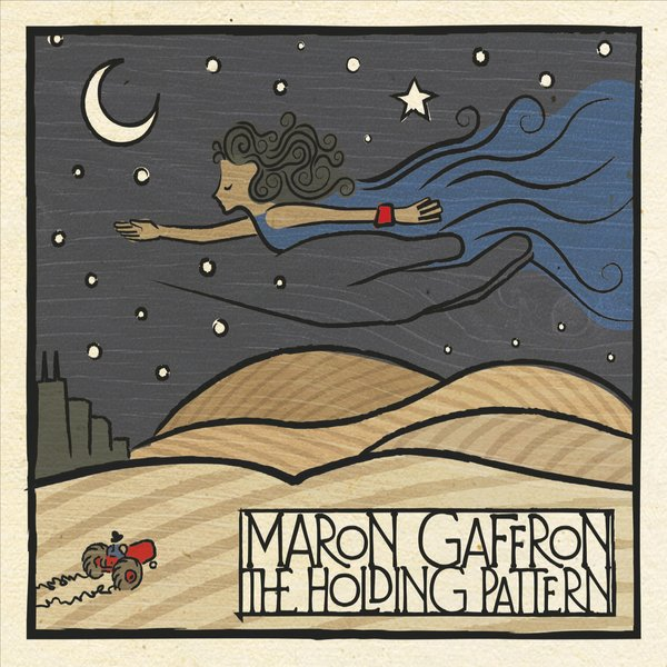 Maron Gaffron The Holding Pattern album cover