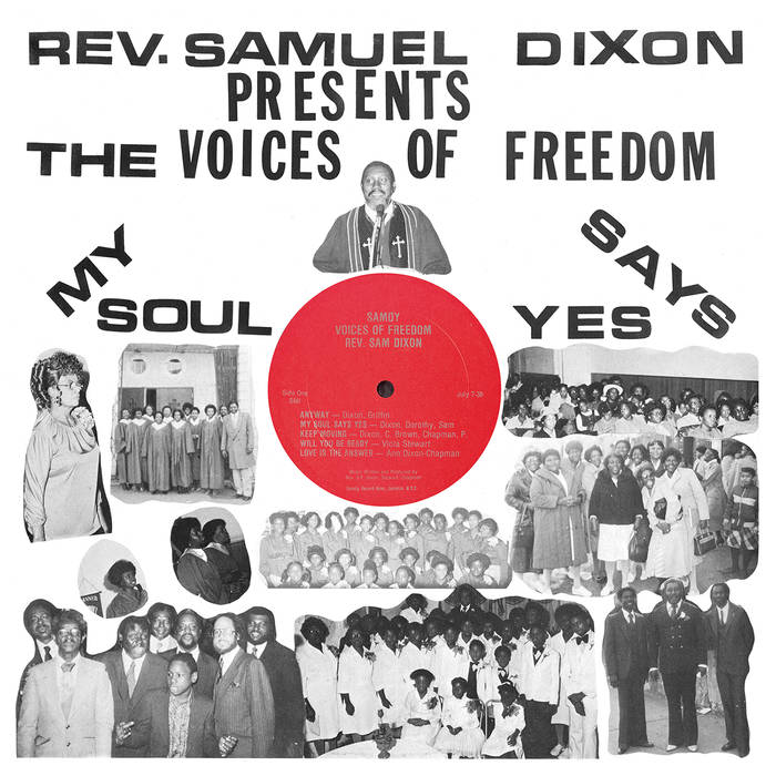 Rev. Samual Dixon Presents The Voices of Freedom